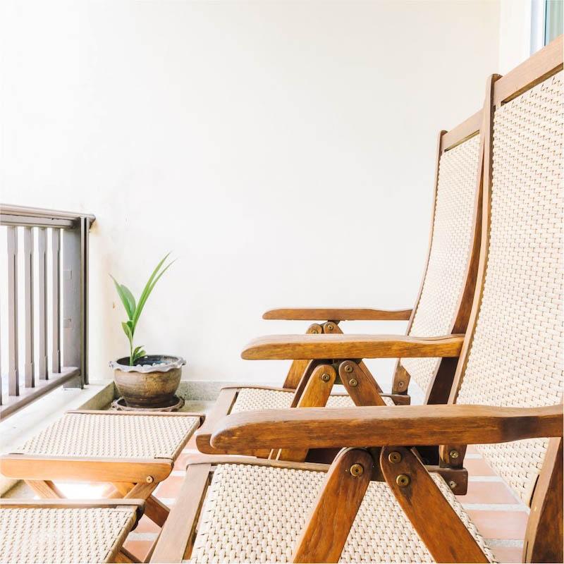 Καρέκλες εξωτερικού χώρου