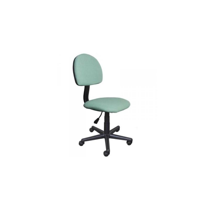 Καρέκλα γραφείου εργασίας σε χρώμα πράσινο 45x58x80/90