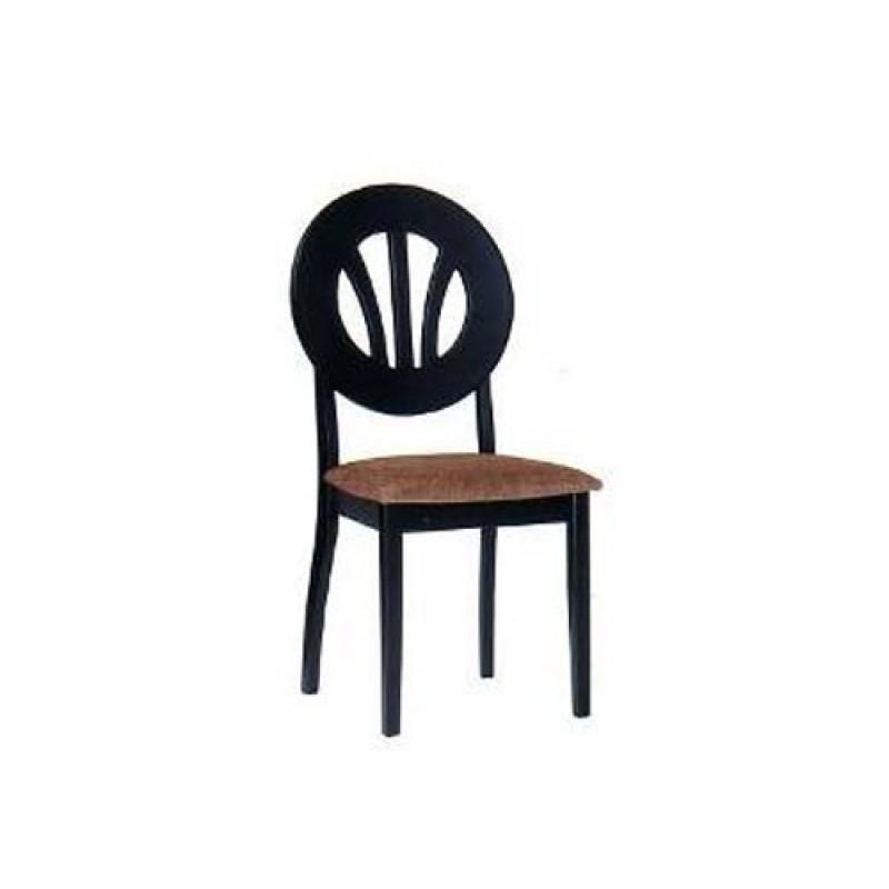 Καρέκλα Τραπεζαρίας σε χρώμα καφέ 43x51x95