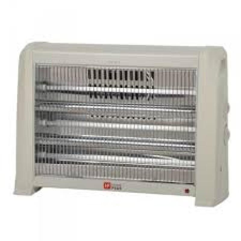Θερμάστρα Quartz Home Plus με 3 λάμπες 2400W