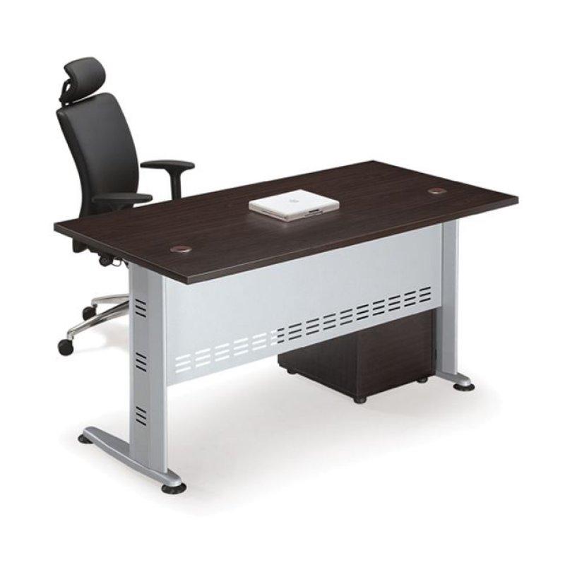 """Γραφείο """"COMPACT"""" σε χρώμα βέγγε 120x80x75"""
