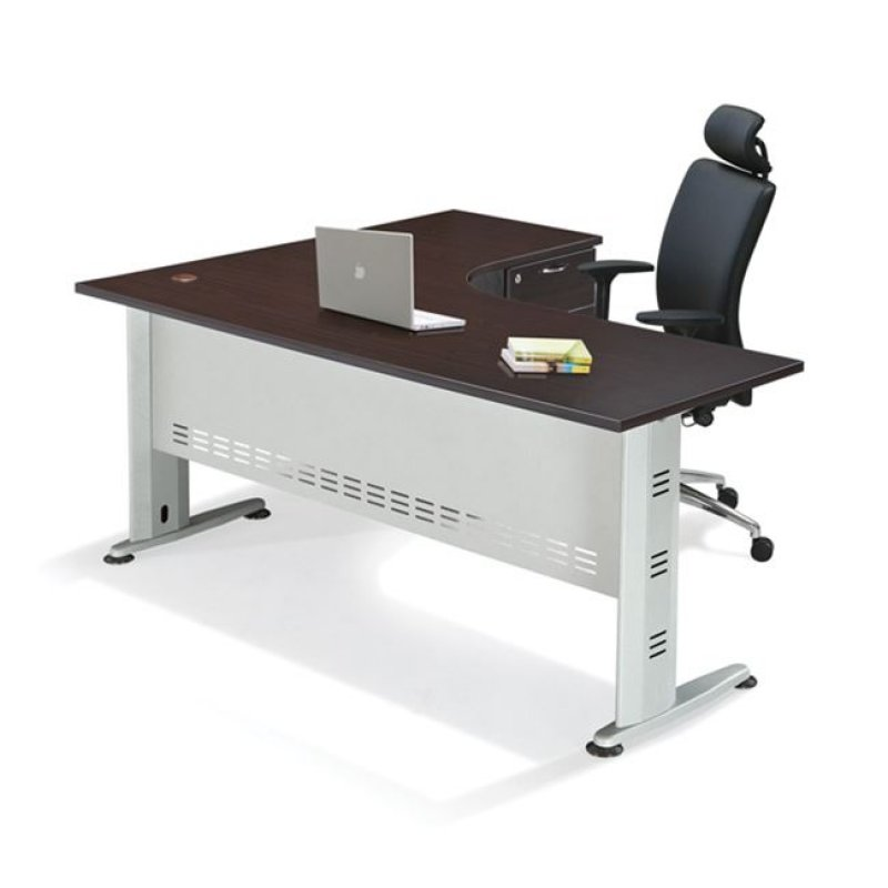 """Γραφείο """"SUPERIOR"""" δεξιά γωνία σε χρώμα βέγγε 180x70x75"""