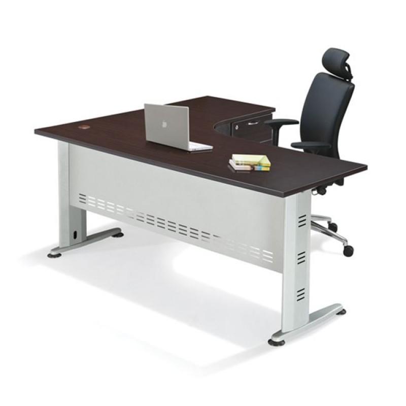 """Γραφείο """"SUPERIOR"""" δεξιά γωνία σε χρώμα βέγγε 150x70x75"""
