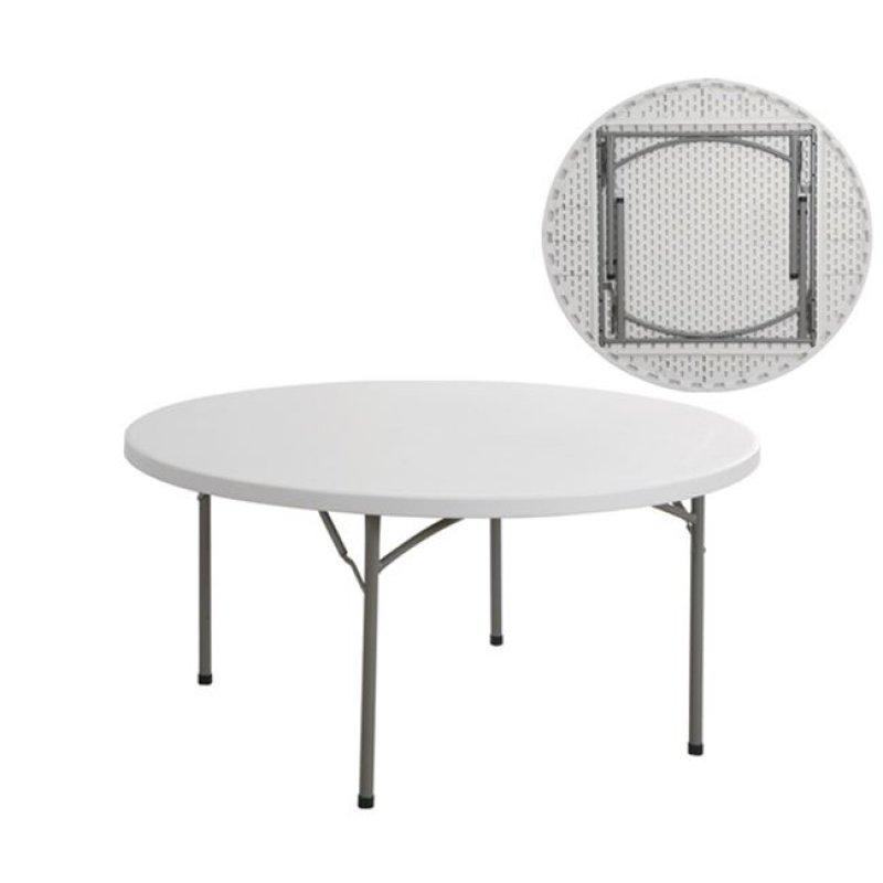 """Τραπέζι συνεδρίου """"BLOW"""" πτυσσόμενο σε λευκό χρώμα 150x74"""