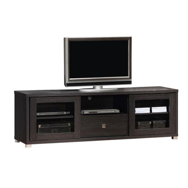 """Έπιπλο τηλεόρασης """"LIFE PANEL"""" σε χρώμα zebrano 180x47x58"""