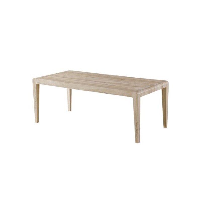 """Τραπέζι """"DIVISION"""" σε χρώμα σημύδας 200x90x75"""