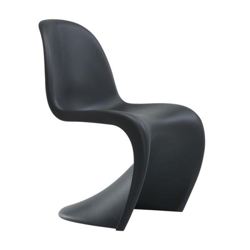 """Καρέκλα """"BLEND"""" πολυπροπυλενίου χρώματος μαύρο 50x58x85"""