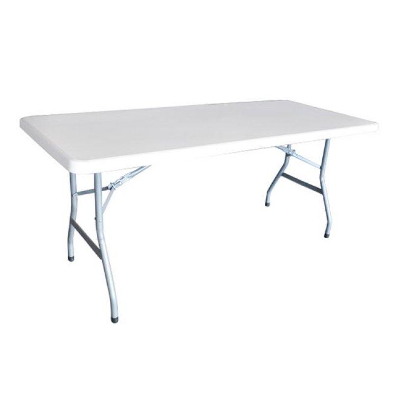 """Τραπέζι συνεδρίου """"BLOW-R"""" πτυσσόμενο σε λευκό χρώμα 180x76x74"""