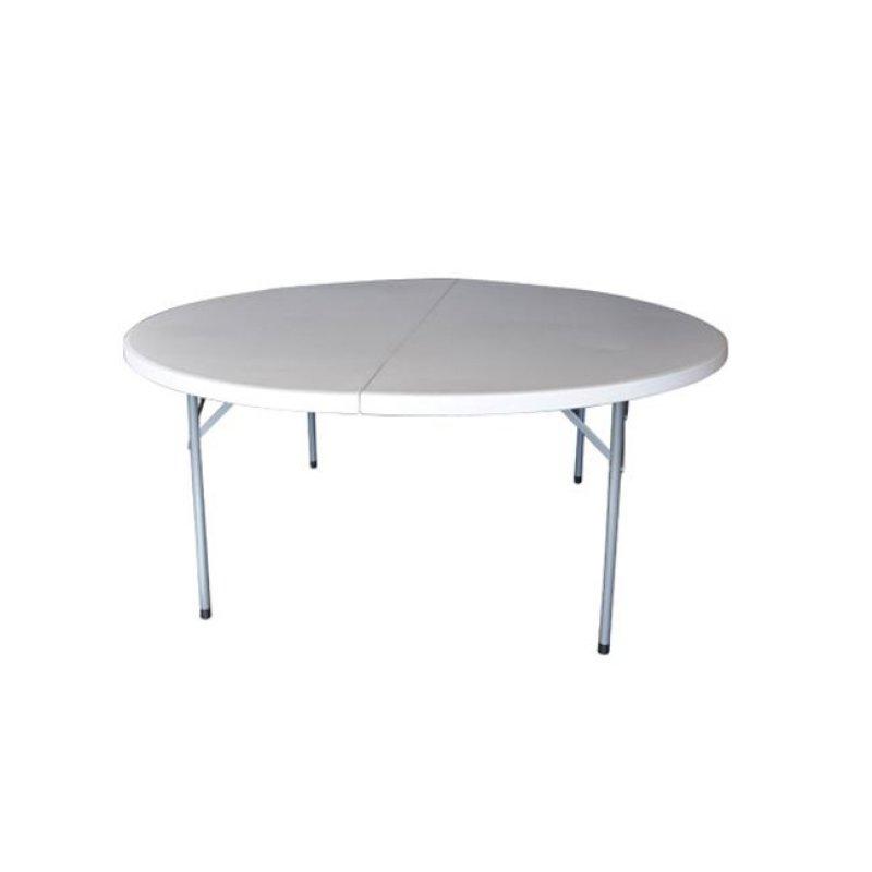 """Τραπέζι συνεδρίου """"BLOW-R"""" πτυσσόμενο σε λευκό χρώμα 153x74"""