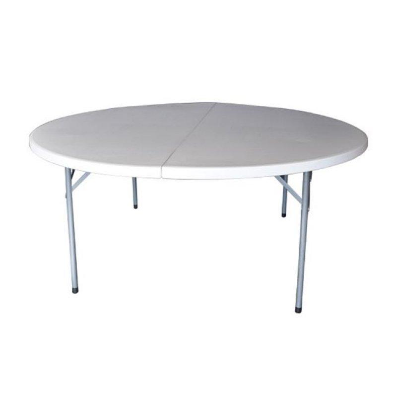 """Τραπέζι συνεδρίου """"BLOW-R"""" πτυσσόμενο σε λευκό χρώμα 181x74"""