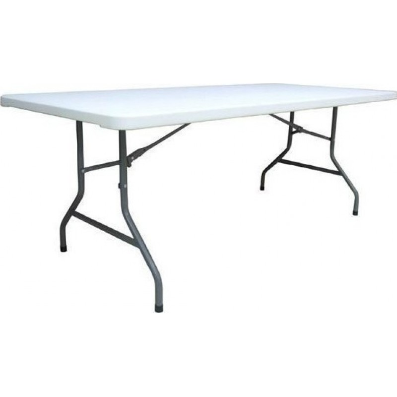 """Τραπέζι συνεδρίου """"BLOW"""" πτυσσόμενο λευκό 198x90x74"""