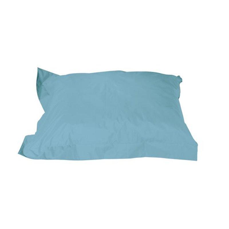 """Μαξιλάρι πουφ """"REPLAY"""" υφασμάτινο σε γαλάζιο χρώμα 145x125"""