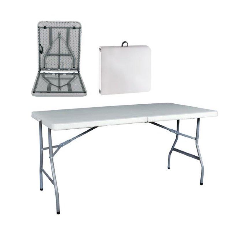 """Τραπέζι συνεδρίου """"BLOW"""" πτυσσόμενο σε λευκό χρώμα 152x70x74"""