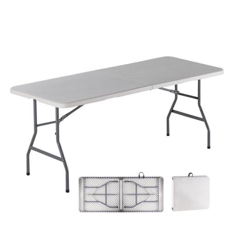 """Τραπέζι συνεδρίου """"BLOW-R"""" πτυσσόμενο σε λευκό χρώμα 180x75x74"""