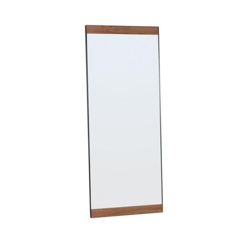 """Καθρέπτης """"NEPAL"""" από ακακία σε φυσικό χρώμα 80x4x200"""