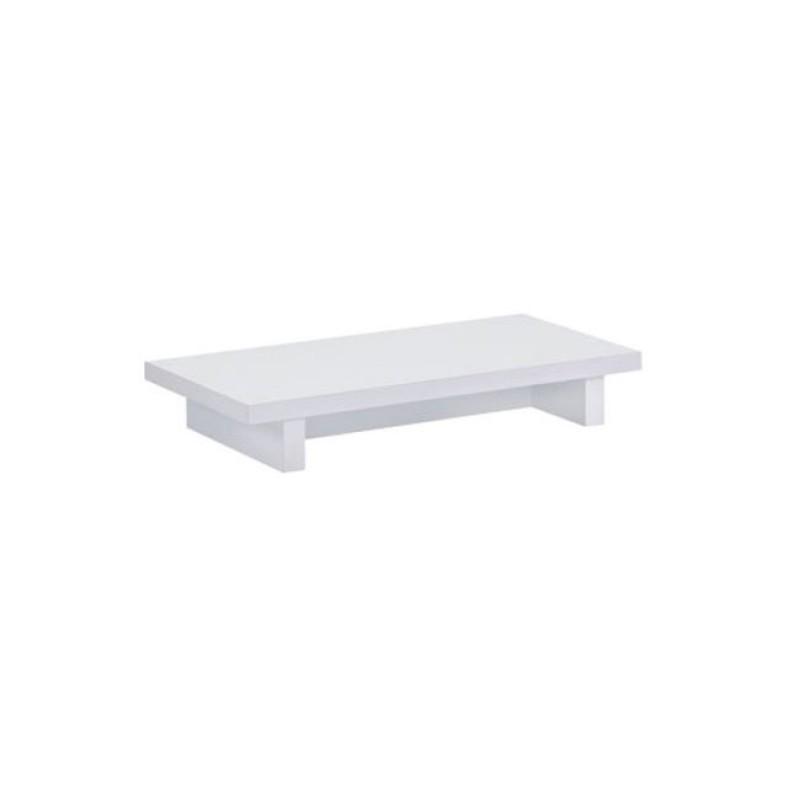 """Βάση στήριξης """"MODULE"""" σε χρώμα λευκό 80x30x10"""