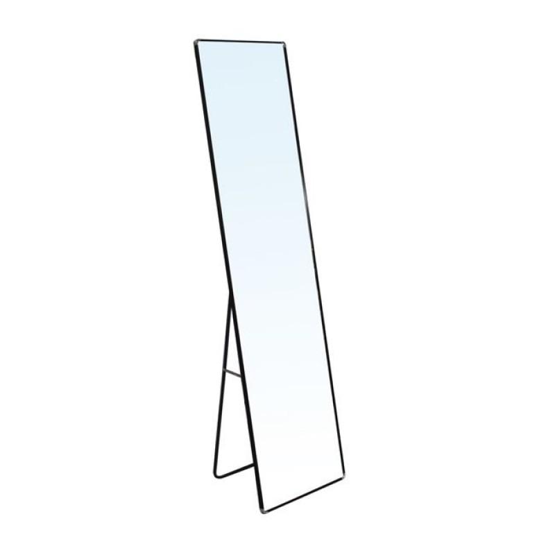 """Καθρέπτης δαπέδου """"MIRROR"""" σε χρώμα καφέ antique 40x2,50x148"""