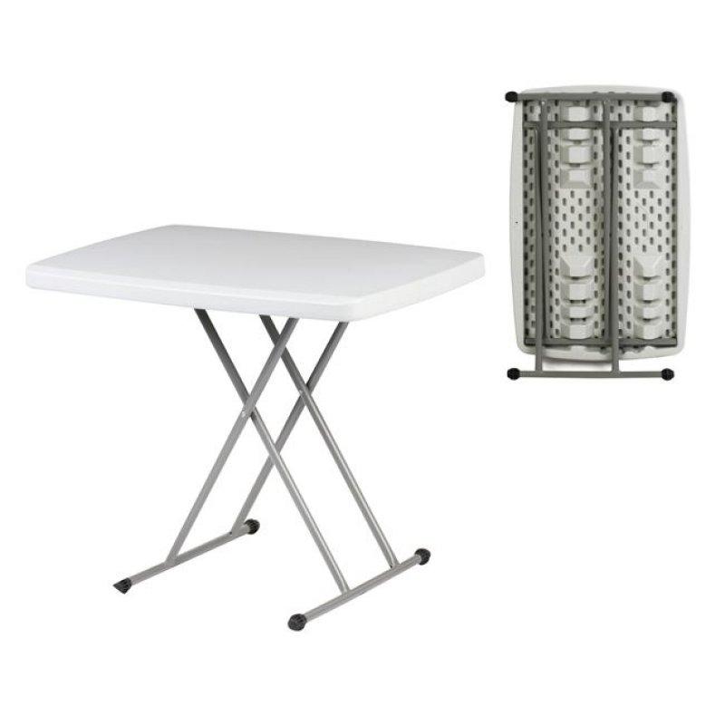 """Τραπέζι συνεδρίου """"BLOW-R"""" πτυσσόμενο σε λευκό χρώμα 76x50x73"""