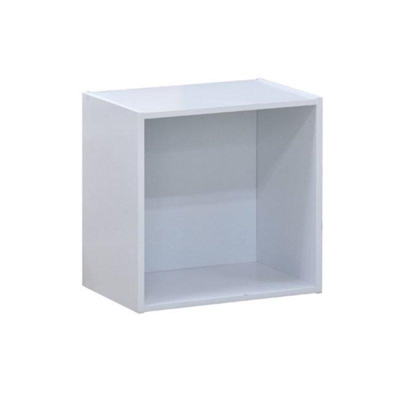 """Κουτί-ντουλάπι """"DECON"""" σε χρώμα λευκό 40x29x40"""