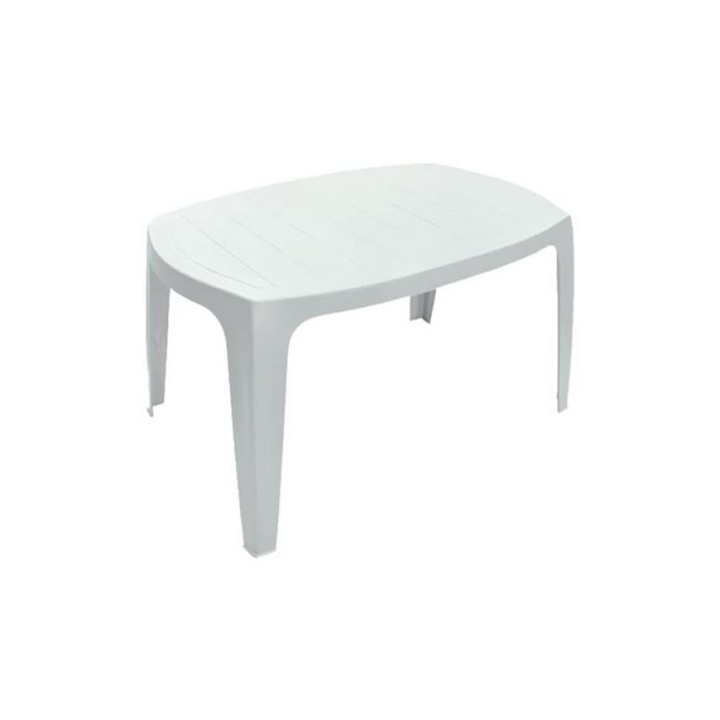 """Σκαμπώ """"RONNY"""" στοιβαζόμενο πλαστικό σε λευκό χρώμα 31x28x46"""
