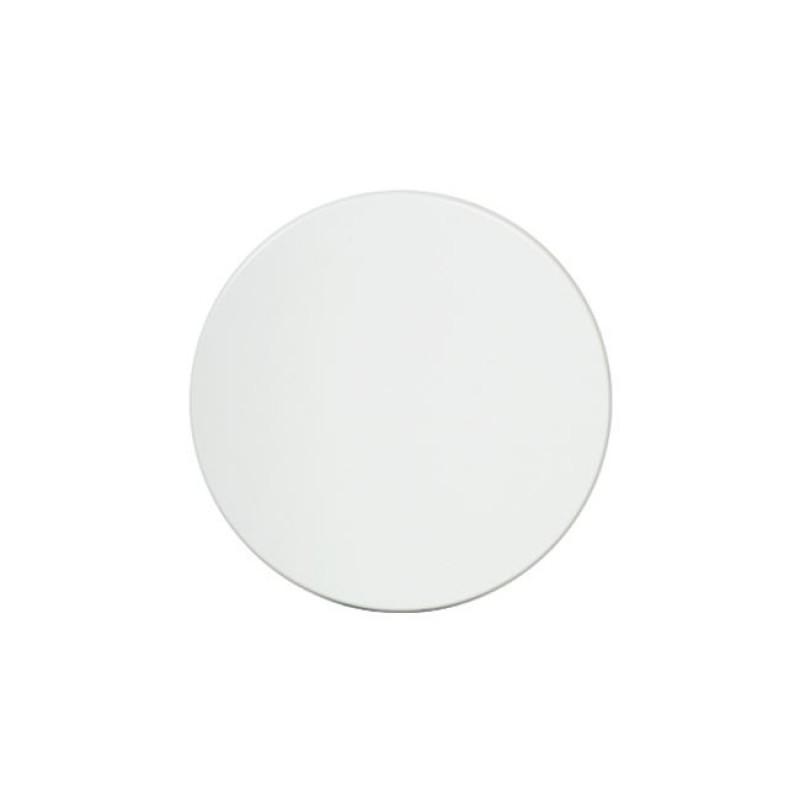 """Επιφάνεια τραπεζιού """"ISO TOP"""" σε λευκό χρώμα Φ60"""