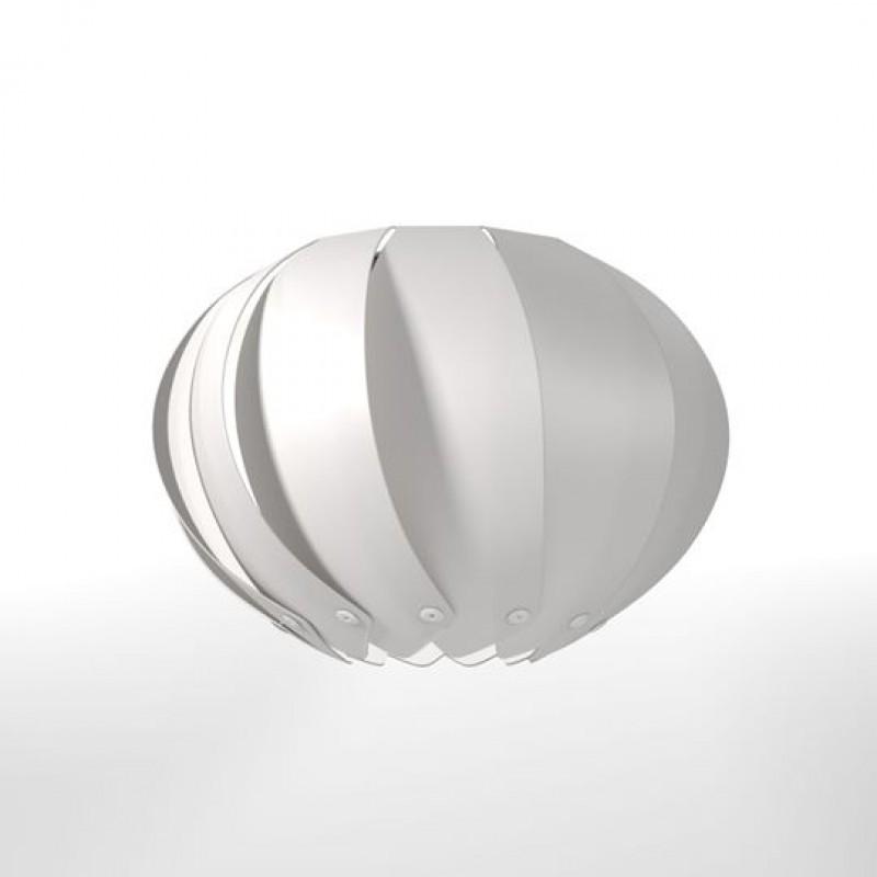 Φωστικό οροφής σε λευκό χρώμα 40x40x108