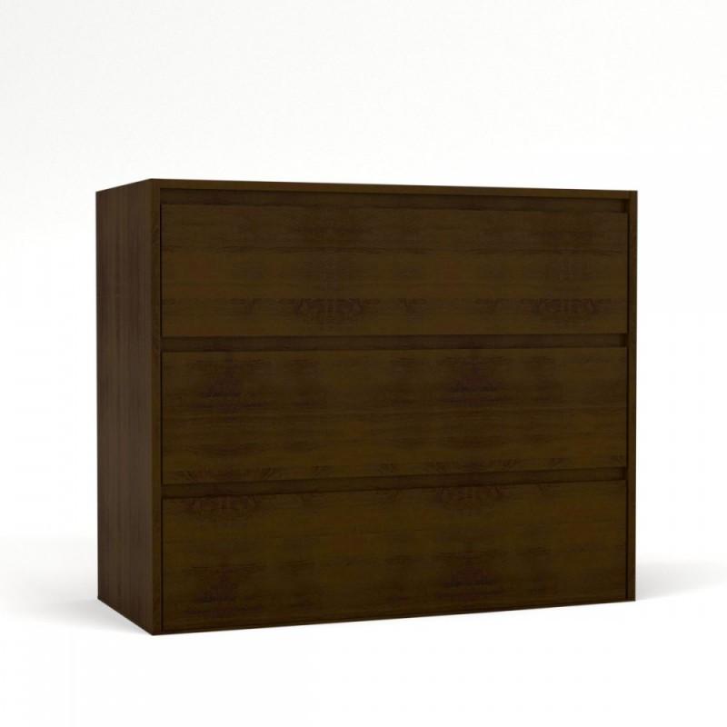 """Συρταριέρα """"ALABAMA""""σε βέγγε χρώμα 96x42x83"""