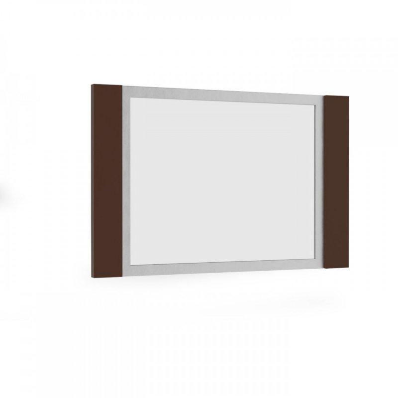 """Καθρέφτης """"CROSS"""" σε χρώμα λατε-μοκα 110x3x70"""