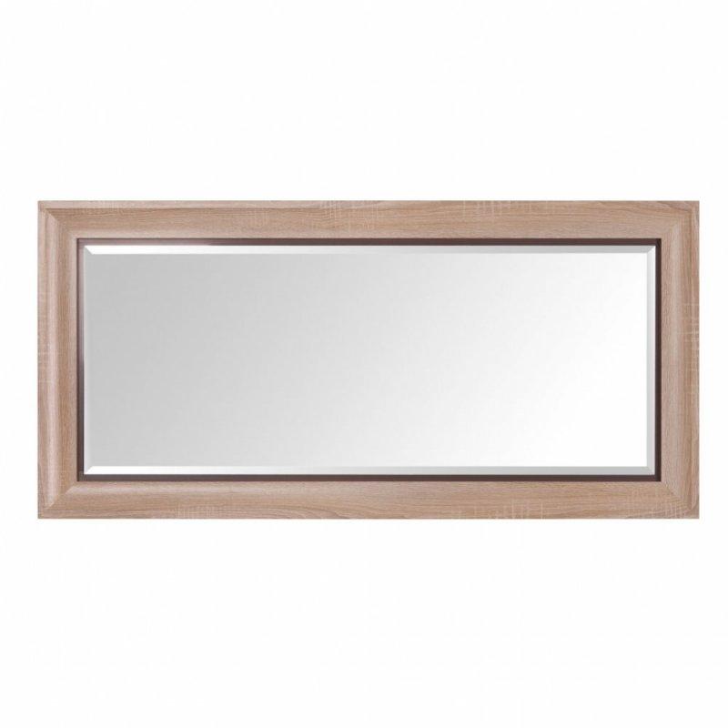 """Καθρέπτης """"LARSA"""" σε χρώμα σονόμα-δρυς 60x5x123"""
