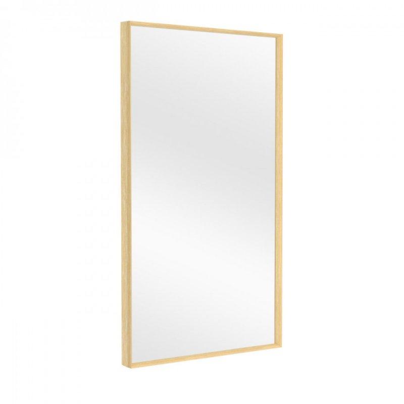 """Καθρέφτης """"ARTE"""" σε χρώμα σονόμα 62x5.6x110"""