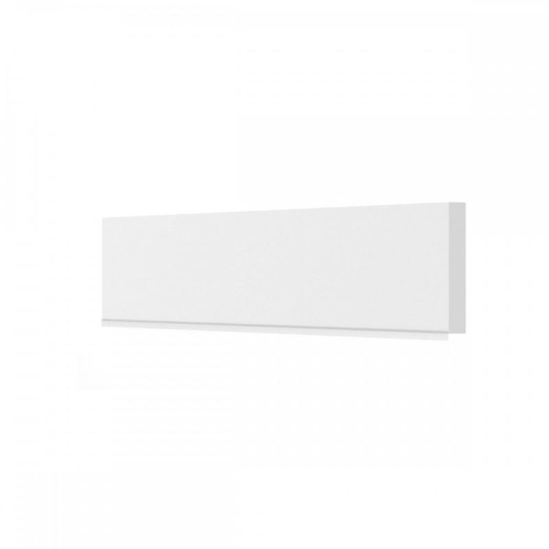 """Μπάζα """"CHARLOTTE"""" σε χρώμα λευκό 150x10"""