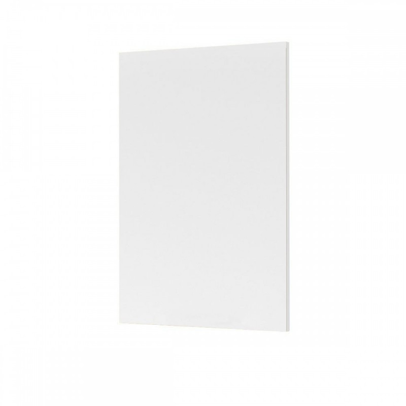 """Πλαϊνο κουζίνας """"CHARLOTTE"""" σε χρώμα λευκό 82x1,8x58"""