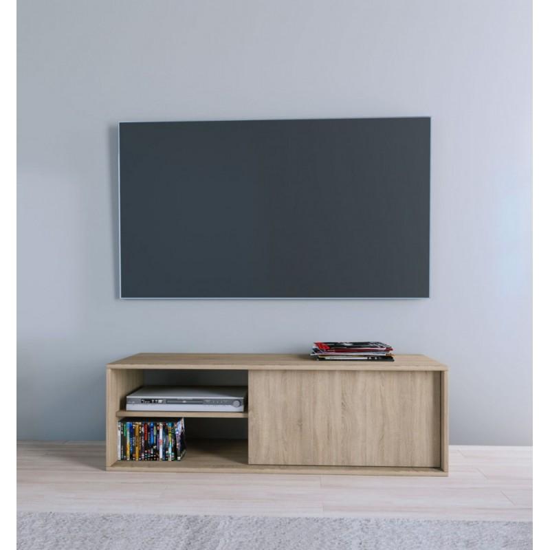 """Έπιπλο τηλεόρασης """"ECO"""" σε χρώμα σονόμα 120x40x38"""