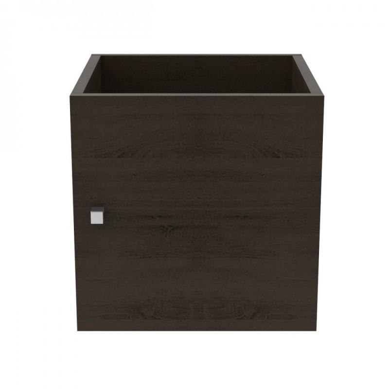 """Κουτί με πορτάκι """"SHELVING"""" σε χρώμα βέγγε 37x34x37"""