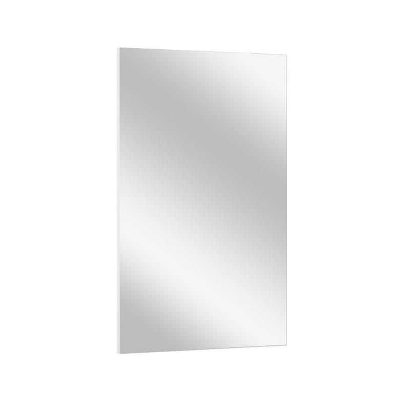 Καθρέπτης μπάνιου σε λευκό χρώμα 42,60x67