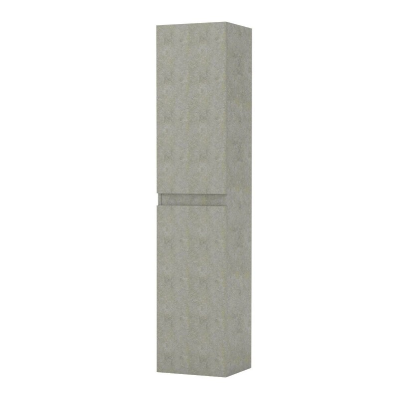 """Στήλη μπάνιου """"ARLENE"""" σε χρώμα cemento 35x30x160"""