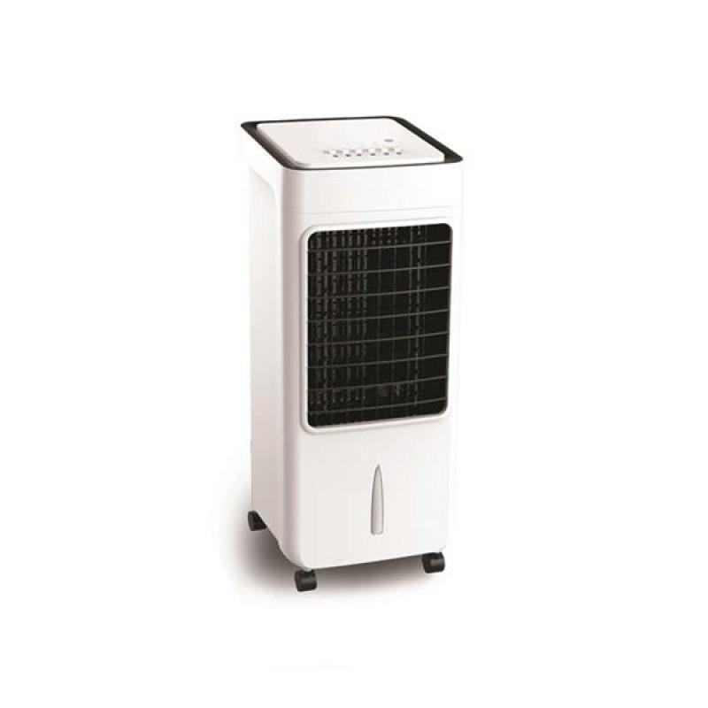 Ανεμιστήρας επαγγελματικός air-cooler σε χρώμα λευκό 30x32x72