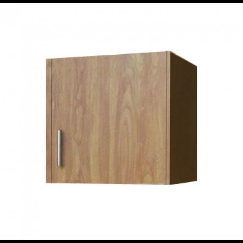 Πατάρι ντουλάπας μονόφυλλο σε χρώμα ανιγκρέ 48x50x60