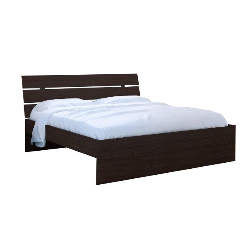 """Κρεβάτι """"ΝΟΤΑ"""" διπλό σε χρώμα βεγγε 150x200"""