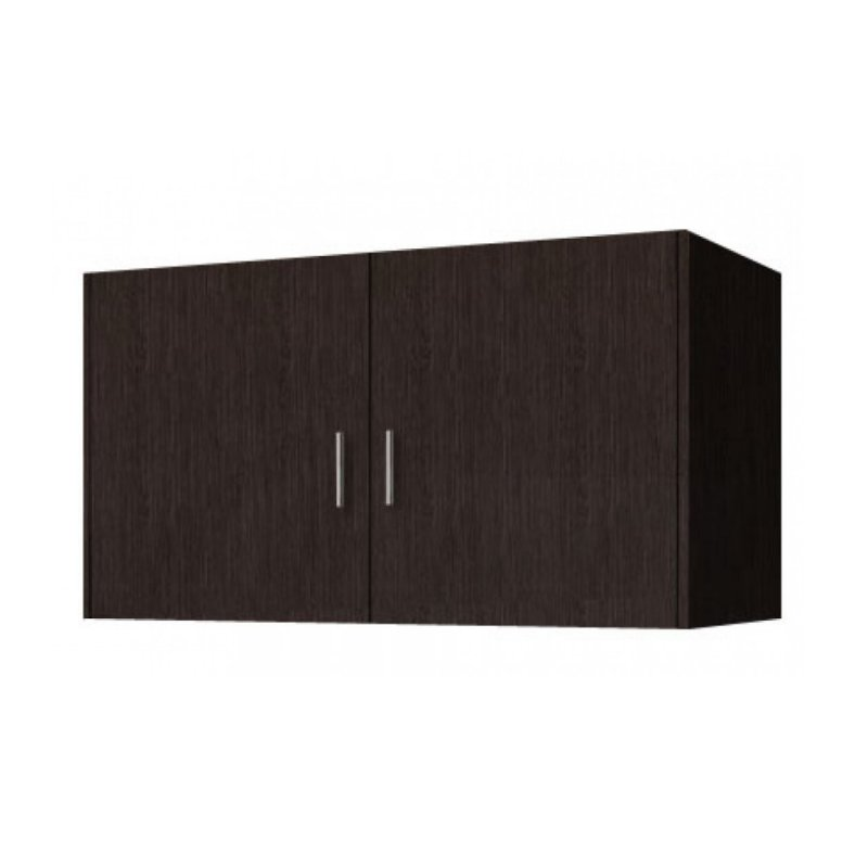 Πατάρι ντουλάπας δίφυλλο σε χρώμα βέγγε 105x50x60