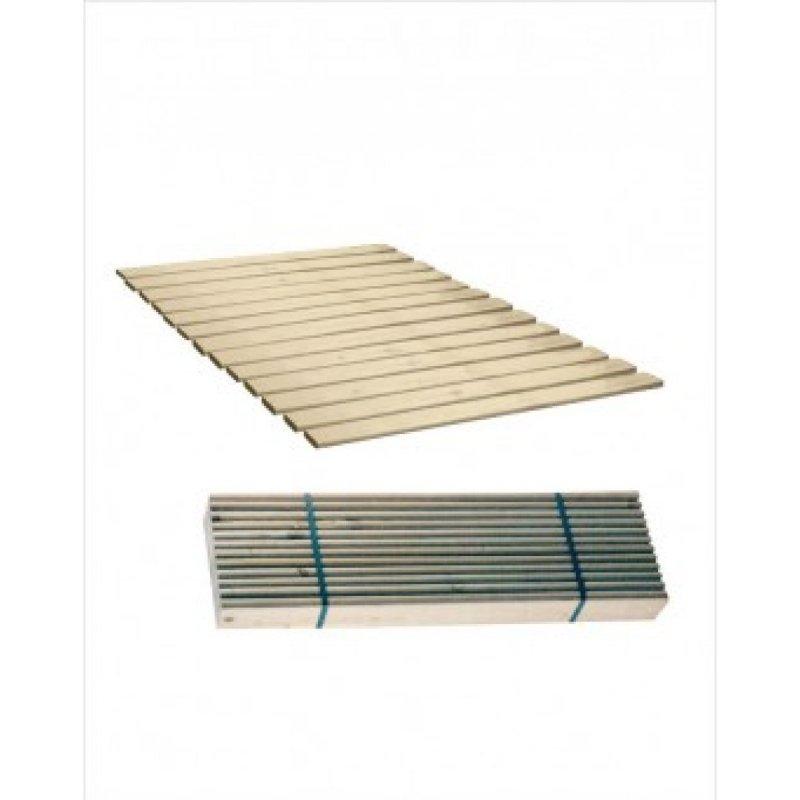 Τάβλες κρεβατιού από μασιφ ξύλο 160x200
