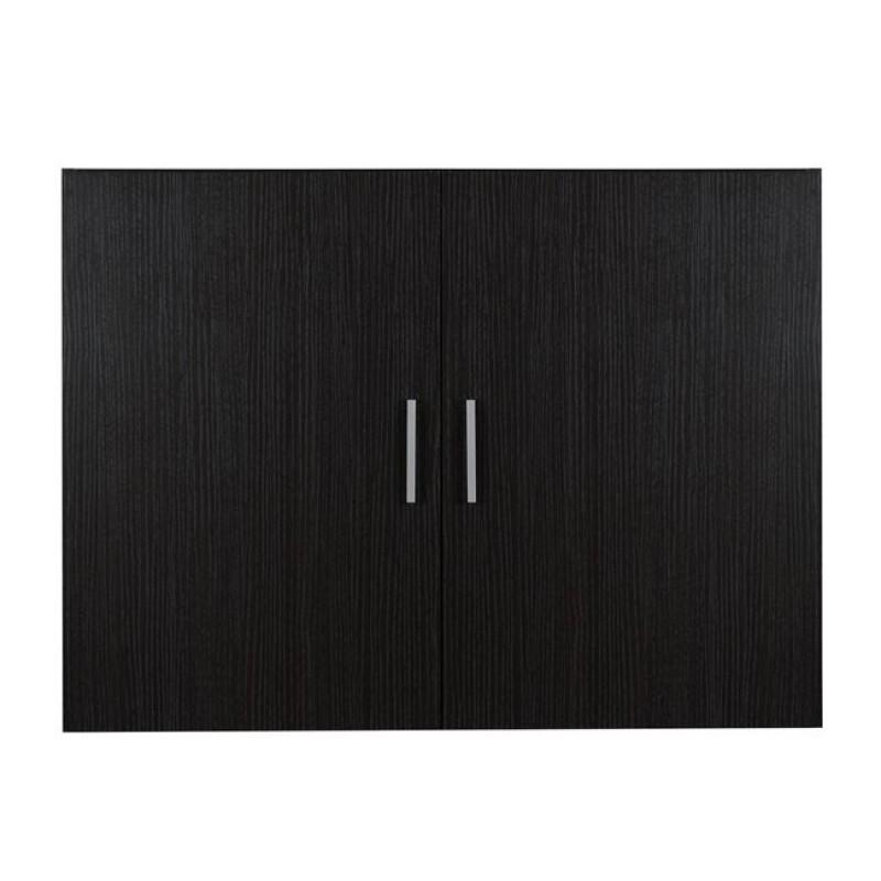 Πατάρι ντουλάπας δίφυλλο σε zebrano χρώμα 80x42x60