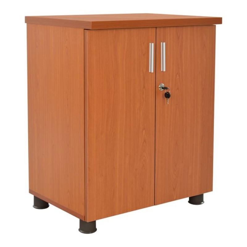 Ντουλάπι γραφείου επαγγελματικό σε κερασί χρώμα 60x46x75