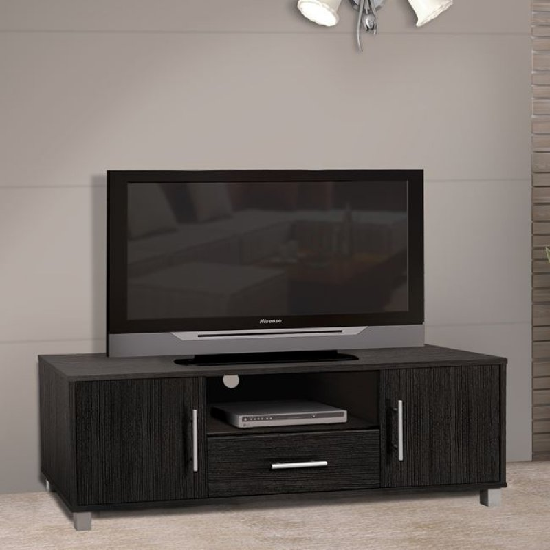 Έπιπλο τηλεόρασης μοντέρνο σε χρώμα ζεμπράνο 120x40x39