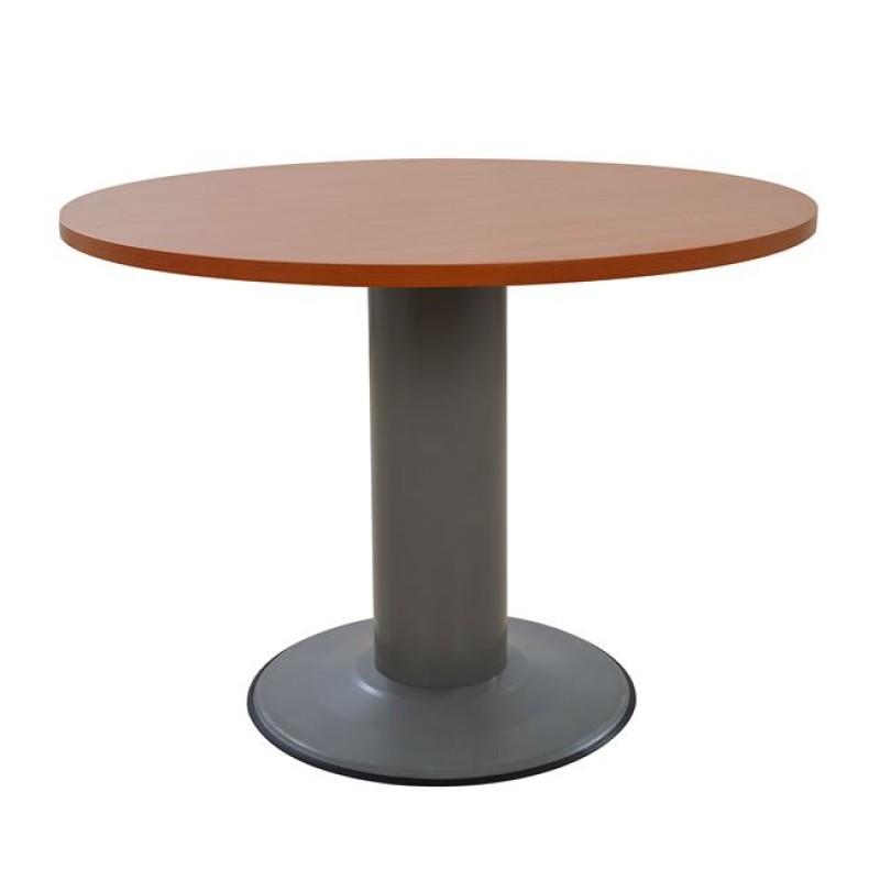 Γραφείο συνεδριάσεων επαγγελματικό σε χρώμα κερασί Φ105x75