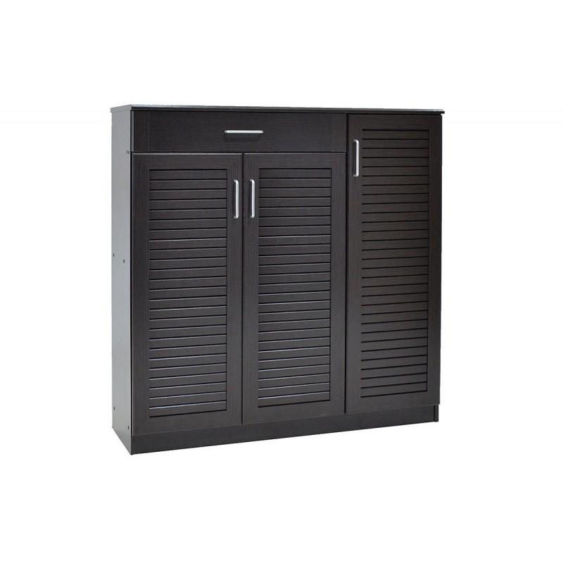 """Παπουτσοθήκη-ντουλάπι """"SANTE"""" σε χρώμα βέγγε 120x40x123"""