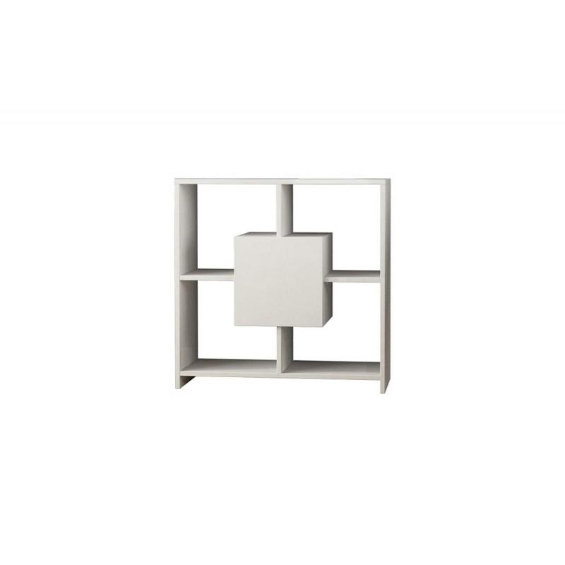 """Κονσόλα """"SIDER"""" σε χρώμα λευκό 80x30x80"""
