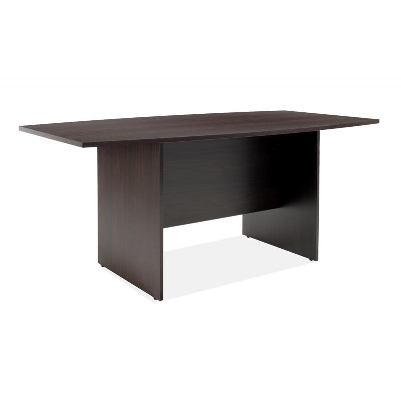 """Τραπέζι συνεδρίου """"SENIOR"""" σε χρώμα βέγγε 180x90x75"""