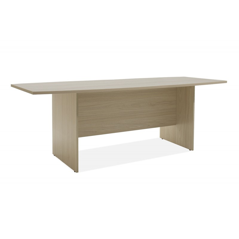 """Τραπέζι συνεδρίου """"SENIOR"""" σε χρώμα σονόμα 240x120x75"""