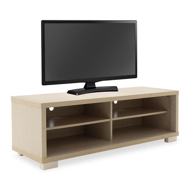 """Έπιπλο τηλεόρασης """"COMBO"""" σε χρώμα light oak 120x39,5x40"""